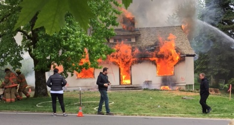 Pre-existing conditions: My house is on fire!